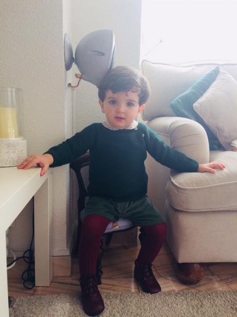 como vestir ideal a niños