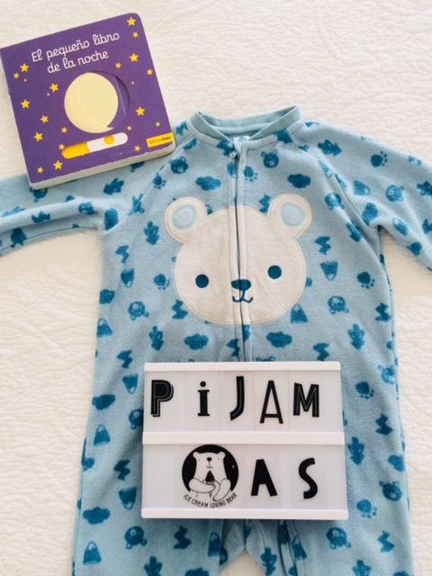 Pijamas polares